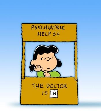 Lucy's psychiatric help